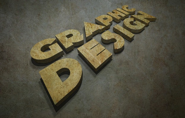 3D Grunge Text Tutorial 30+ Photoshop text effect tutorials