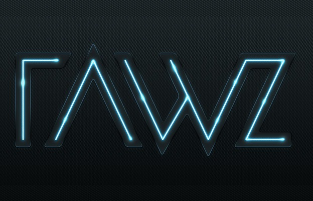 RAWZ Light Effects 30+ Photoshop text effect tutorials