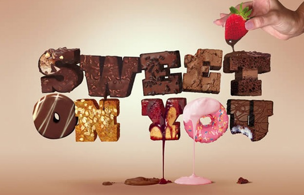 Tasty 3D Typographic 30+ Photoshop text effect tutorials