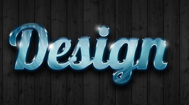 Ultra Glossy 30+ Photoshop text effect tutorials