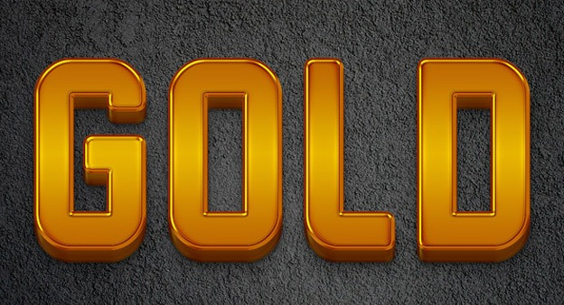 gold text effects 30+ Photoshop text effect tutorials