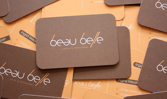 logo 1 40 Creative Business Cards