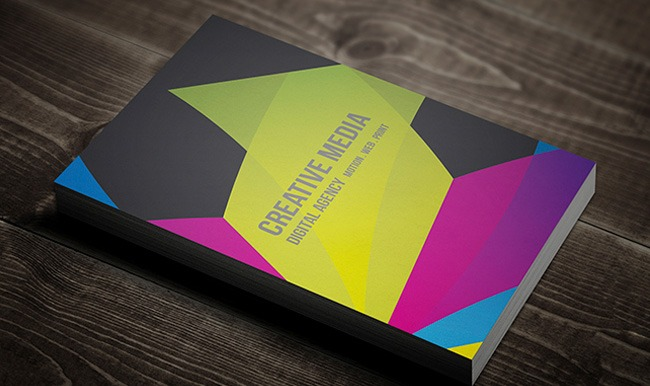 logo 211 40 Creative Business Cards