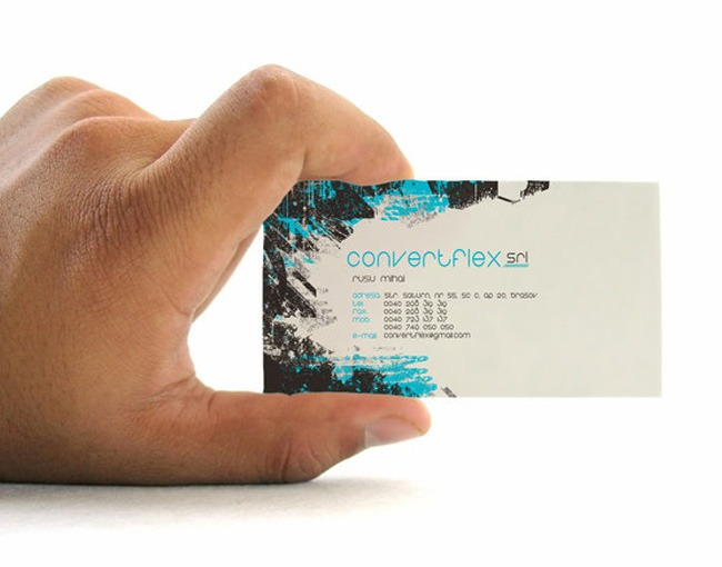 logo 321 40 Creative Business Cards