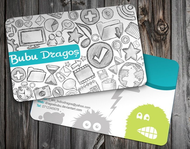 logo 331 40 Creative Business Cards