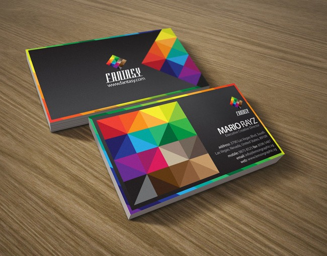 logo 351 40 Creative Business Cards