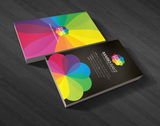 logo 36 40 Creative Business Cards