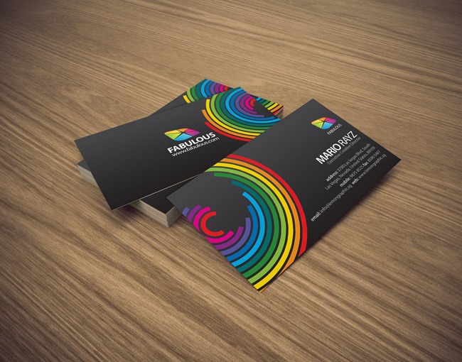 logo 37 40 Creative Business Cards