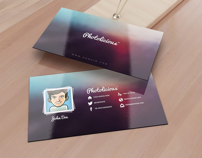 logo 39 40 Creative Business Cards