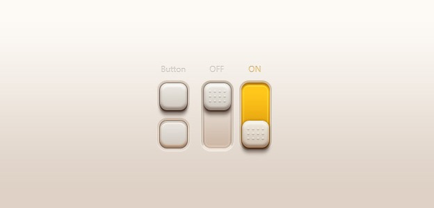 Buttons And Switches 40+ Free Web Elements