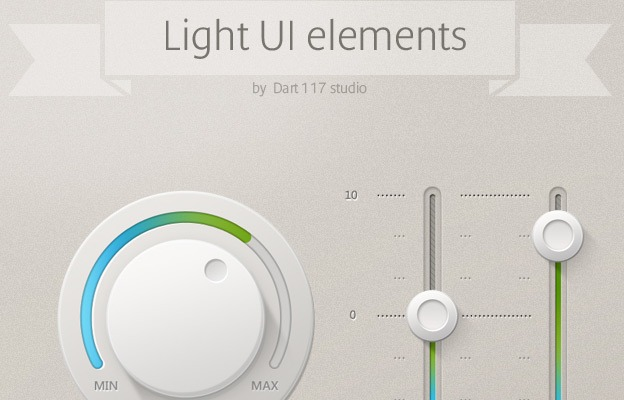 Light-UI-Controls