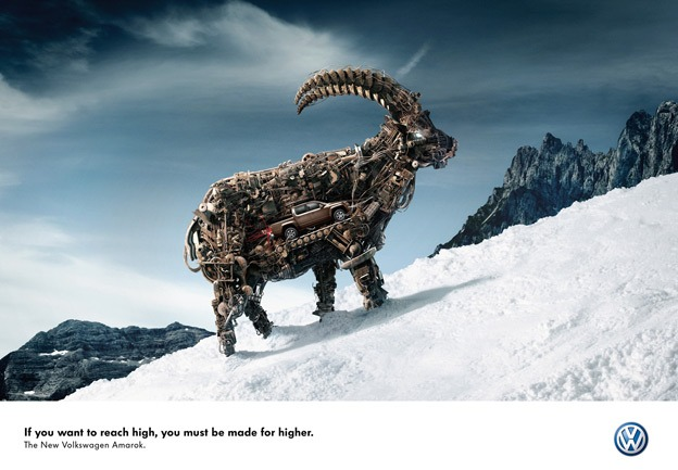 Advertising  31 40+ Creative Advertising Ideas