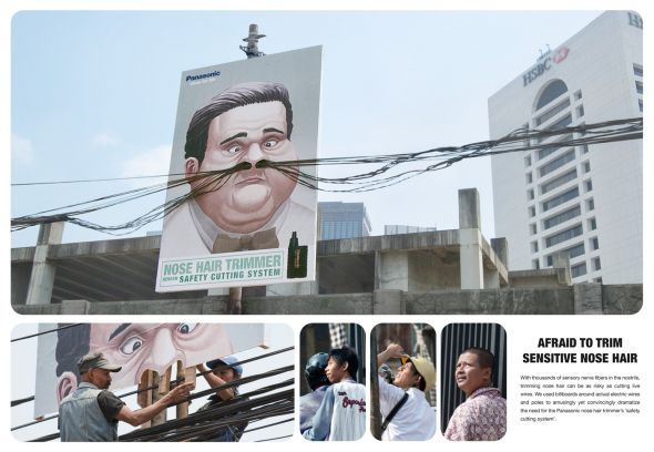 Fatty 30+ Creative Outdoor Advertisements