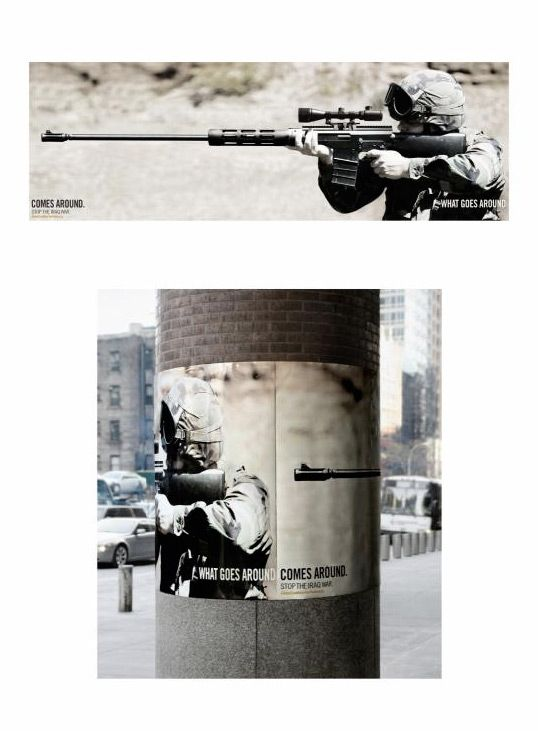 blobalgun 30+ Creative Outdoor Advertisements