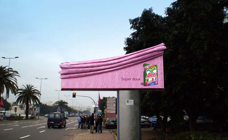 creative 0 30+ Creative Outdoor Advertisements