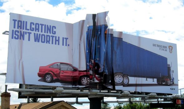 csp board 2 30+ Creative Outdoor Advertisements