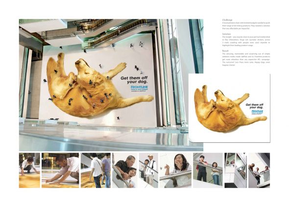 frontlineoff 30+ Creative Outdoor Advertisements