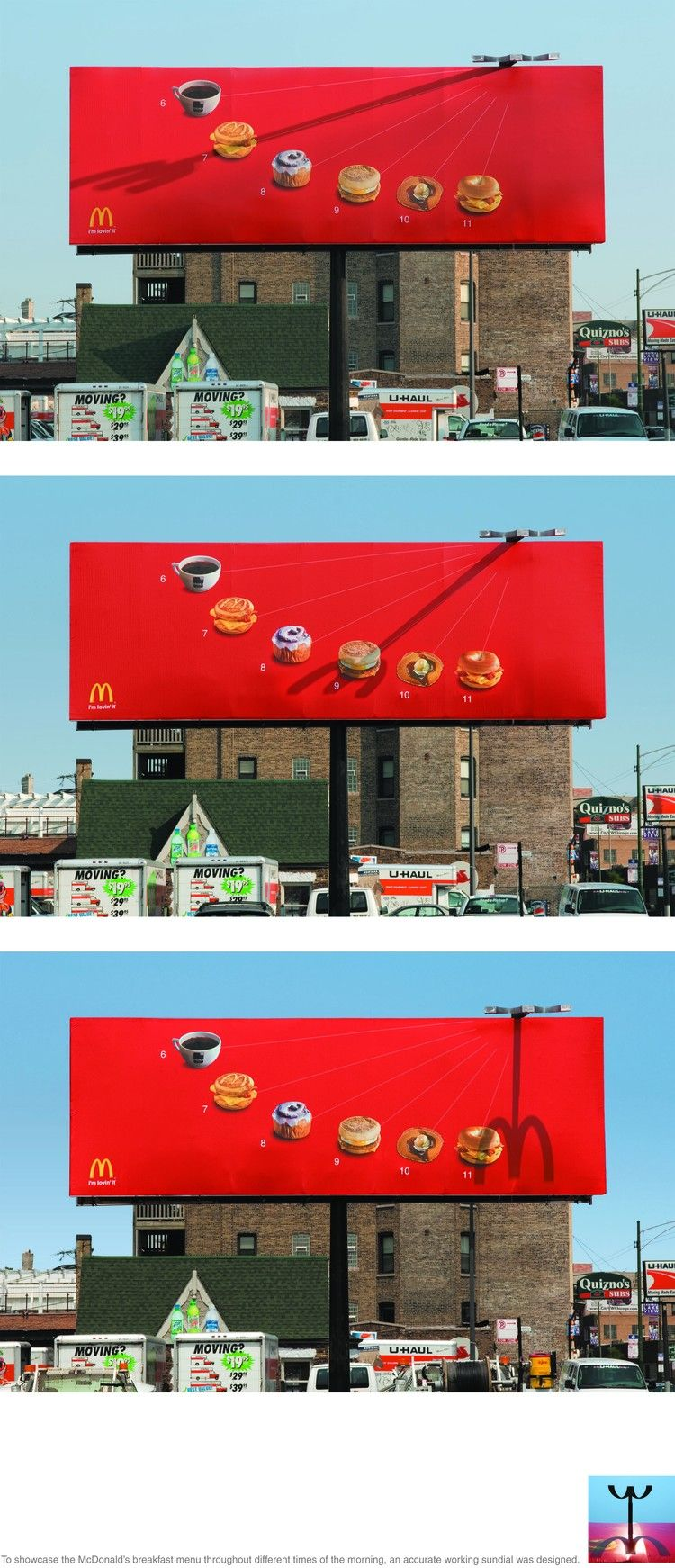 sundial 30+ Creative Outdoor Advertisements