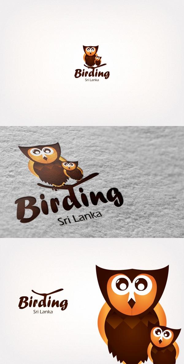 eef2270f4f47d24371707a0202a7c6f7 35 Owl Logo designs For Your Inspiration