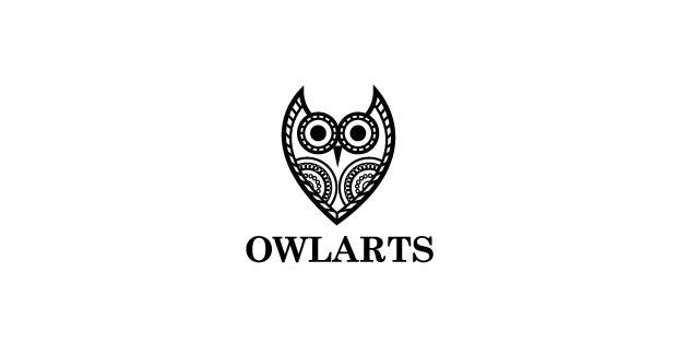 owl logo 3 35 Owl Logo designs For Your Inspiration