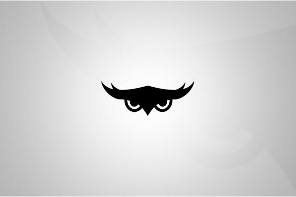owlmedia   logo by 8creo d4yhmnd 35 Owl Logo designs For Your Inspiration