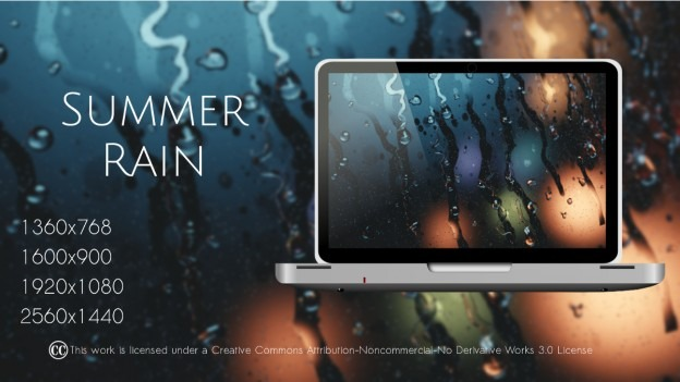 summer rain wallpaper by goodnight melbourne d64fxnm e1368422970403 Beautiful Rain Wallpapers For Your Desktop
