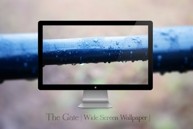 the gate hd wallpaper by theheartwoodstudio d5nqvwc e1368428202380 Beautiful Rain Wallpapers For Your Desktop