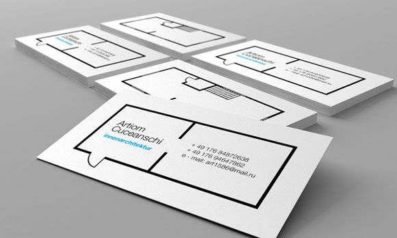 Architect Cards 35 architect business card designs for inspiration