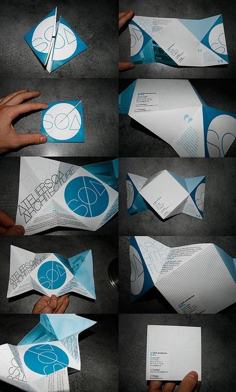 25 creative brochure designs for inspiration