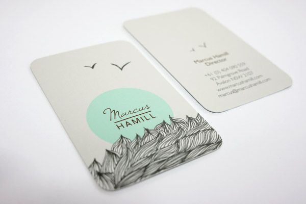 creative business card designs for inspiration creatives wall