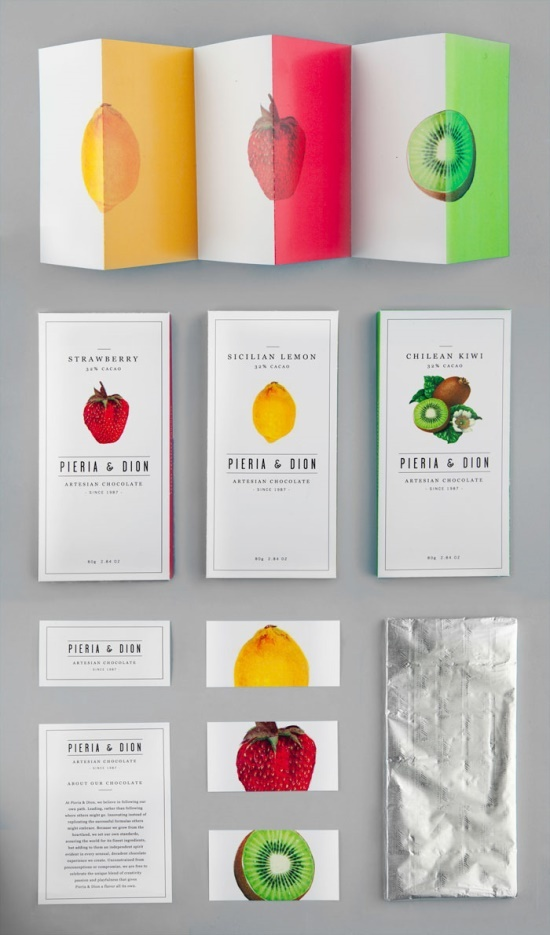 25 Creative Brochure Designs For Inspiration - Creatives Wall