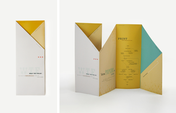 in this post we collected 25 creative brochure designs for inspiration