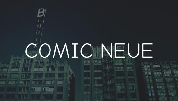 comic-neue