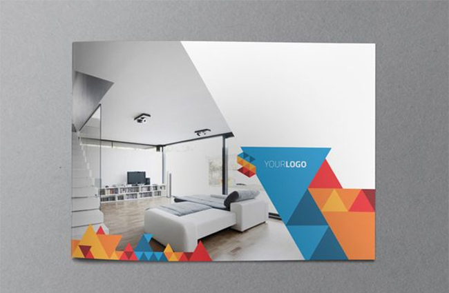 15 Inspiring Design Ideas: Architect Brochure Designs For Your Inspiration