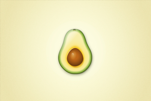 diana avocado1shape tut final 25+ Awesome Of Illustrator Tutorials