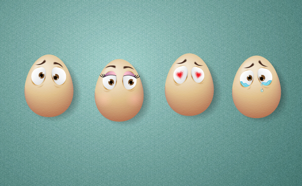 diana eggCharacters tut final 25+ Awesome Of Illustrator Tutorials