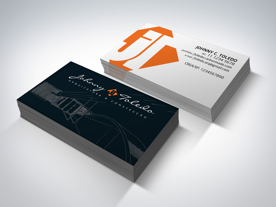 35 architect business card designs for inspiration creatives wall