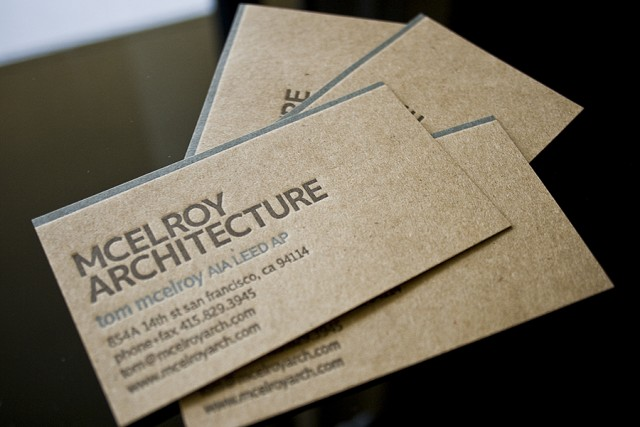 35 architect business card designs for inspiration creatives wall architecture business card template reheart Gallery