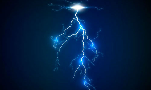 lightning bolt effect 25+ Awesome Of Illustrator Tutorials