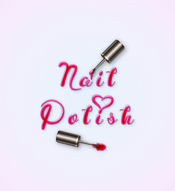 nailPolishText0 25+ Awesome Of Illustrator Tutorials
