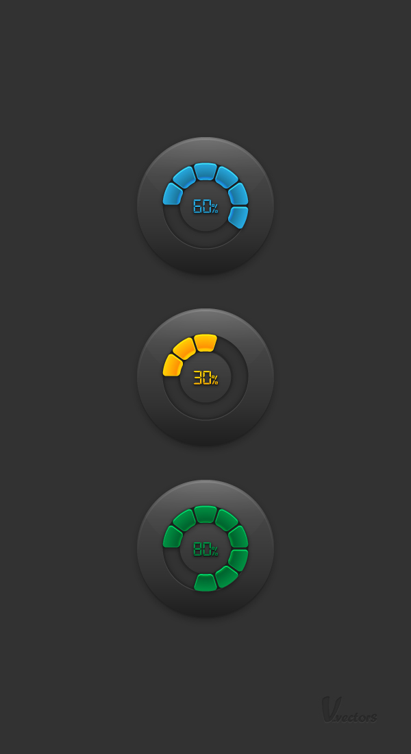 radial progress bar 25+ Awesome Of Illustrator Tutorials