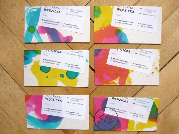 65e40b6bb9758f74c4e4a5a17caad9dc Handmade Business Card Designs