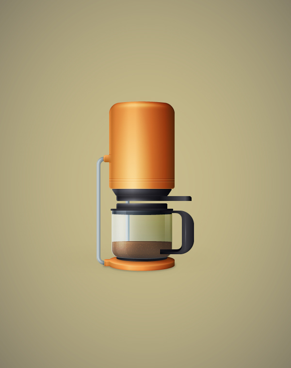Create a Detailed Coffee Maker Excellent Adobe Illustrator Tutorials