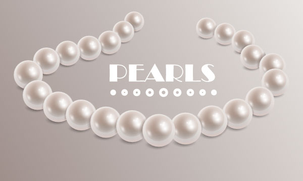 How to Create a Pearl Brush. Excellent Adobe Illustrator Tutorials