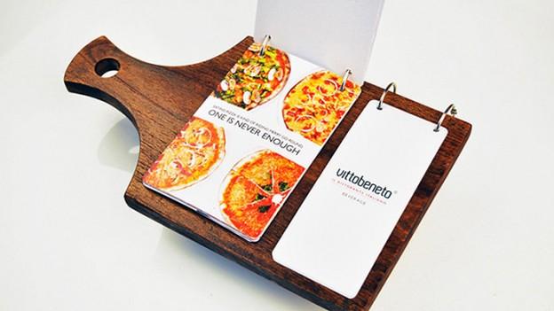 Restaurant brochure design examples for inspiration