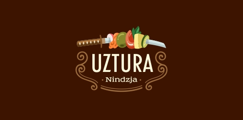 Food Logo Designs Examples For Inspiration Creatives Wall