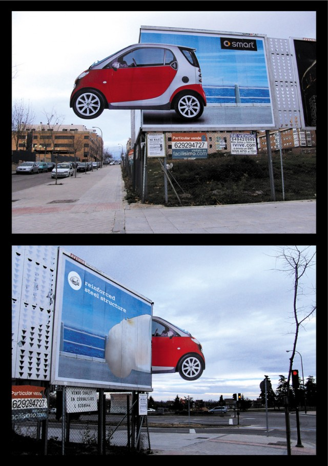 20 Amazing Billboard Advertising Examples Creatives Wall