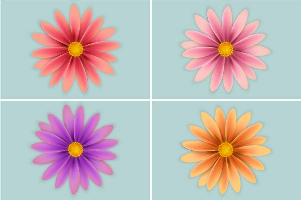 diana tut meshflower final Excellent Adobe Illustrator Tutorials