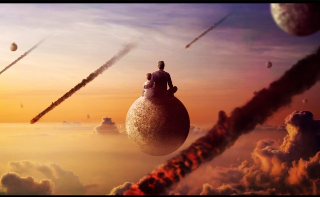 Create a Surreal Apocalypse Photomanipulation Photoshop Tutorial