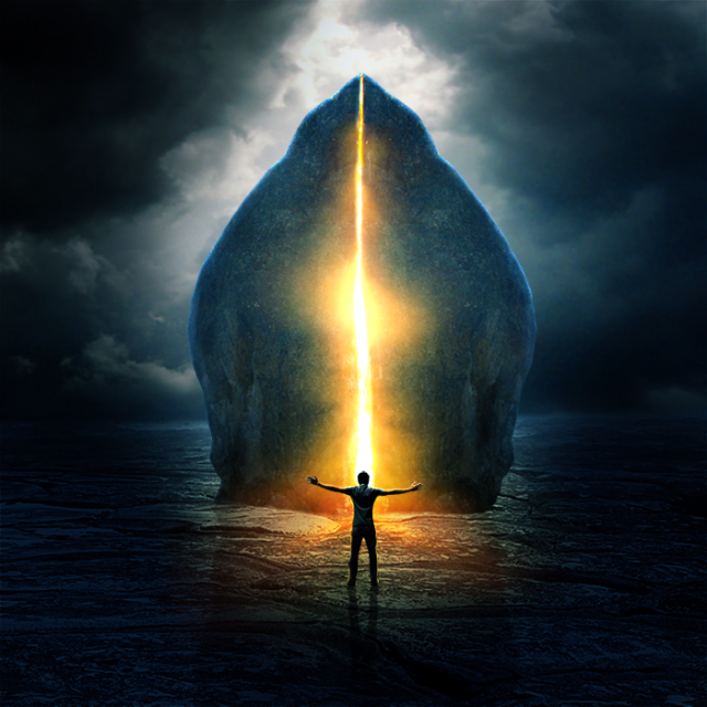 How to Create an Epic Portal Scene in Photoshop